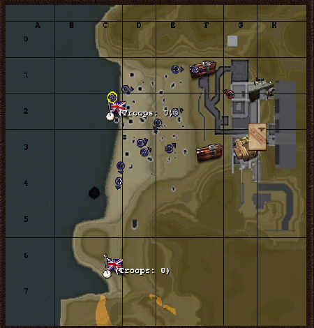 Et Beach Objectives For The Map