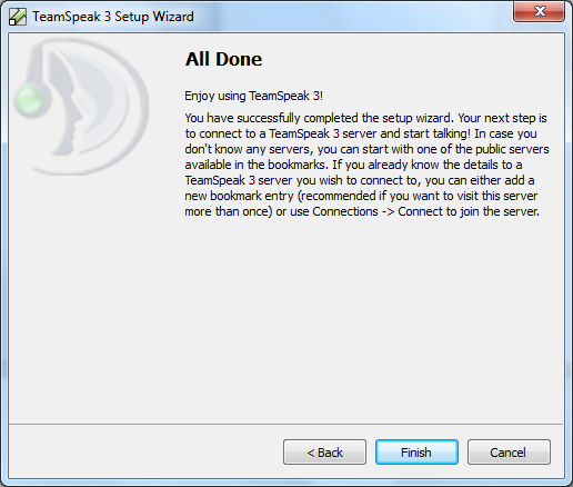how to create teamspeak 3 server
